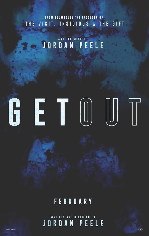 Get Out, From writer and director Jordan Peele, VIE Magzine March 2018