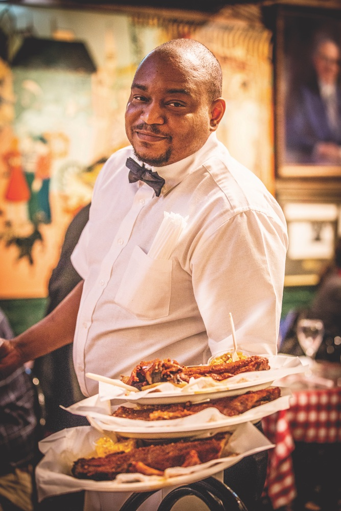 Check out Rendezvous and sink your teeth into some Southern comfort food! VIE Magazine March 2018
