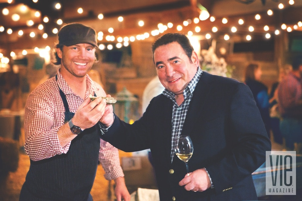 Chef Phil McDonald and celebrity chef Emeril Lagasse both celebrated new restaurant openings in 2017—Black Bear Bread Co. and Emeril's Coastal Italian, respectively.