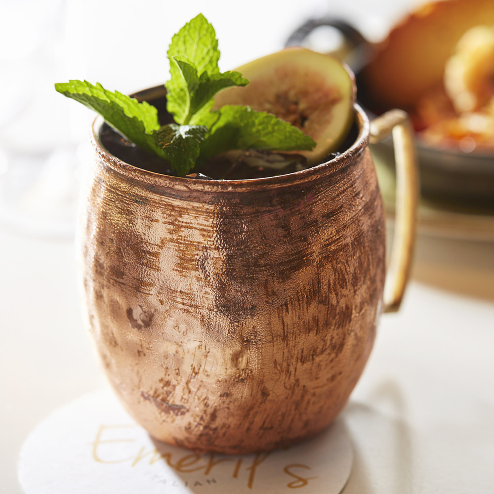Mediterranean Mule from Emeril's Coastal Italian in Miramar Beach, Florida