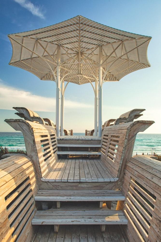 Natchez Pavilion, Seaside Florida