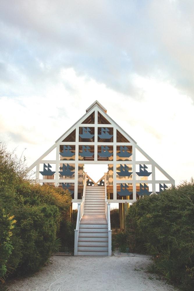 West Ruskin Pavilion, Seaside Florida