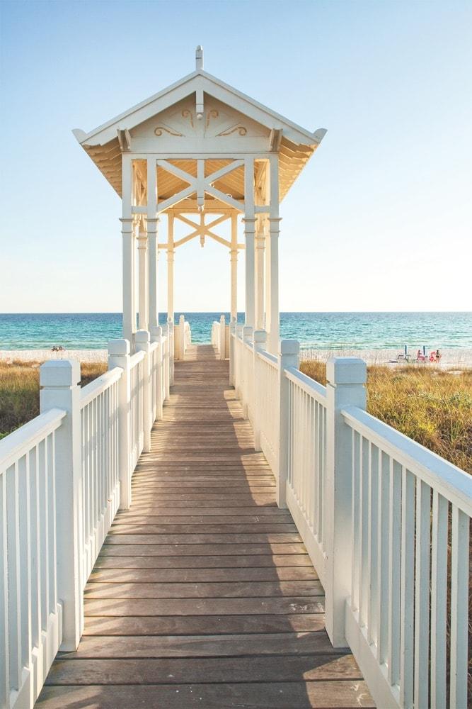 Carillon Beach Florida, beach pavilion