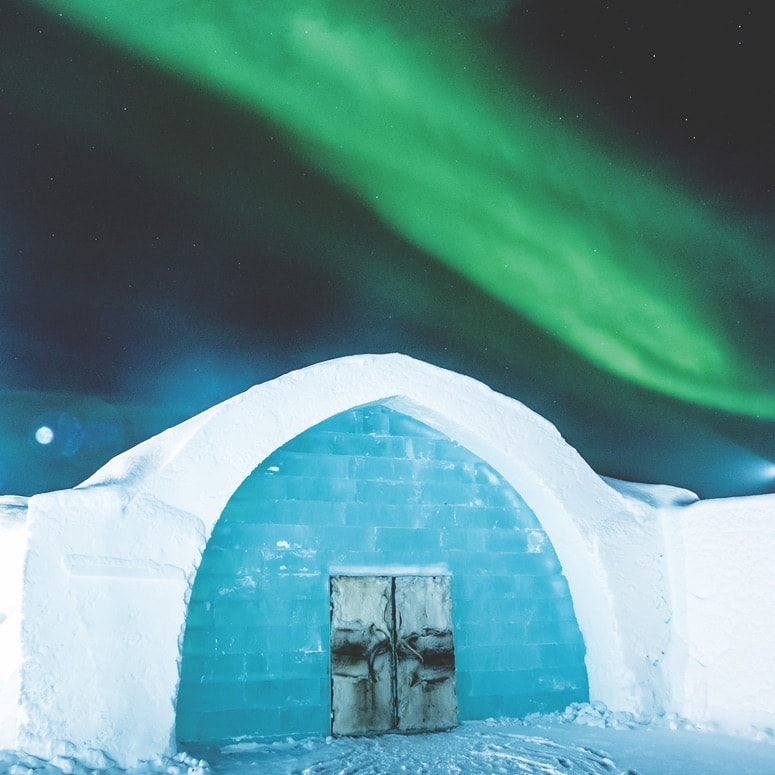 The ICEHOTEL, VIE Magazine June 2018