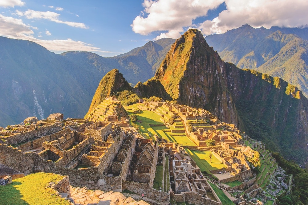 Peru's Machu Picchu, a UNESCO World Heritage Site, is worth a 48 Hour Power Jaunt!