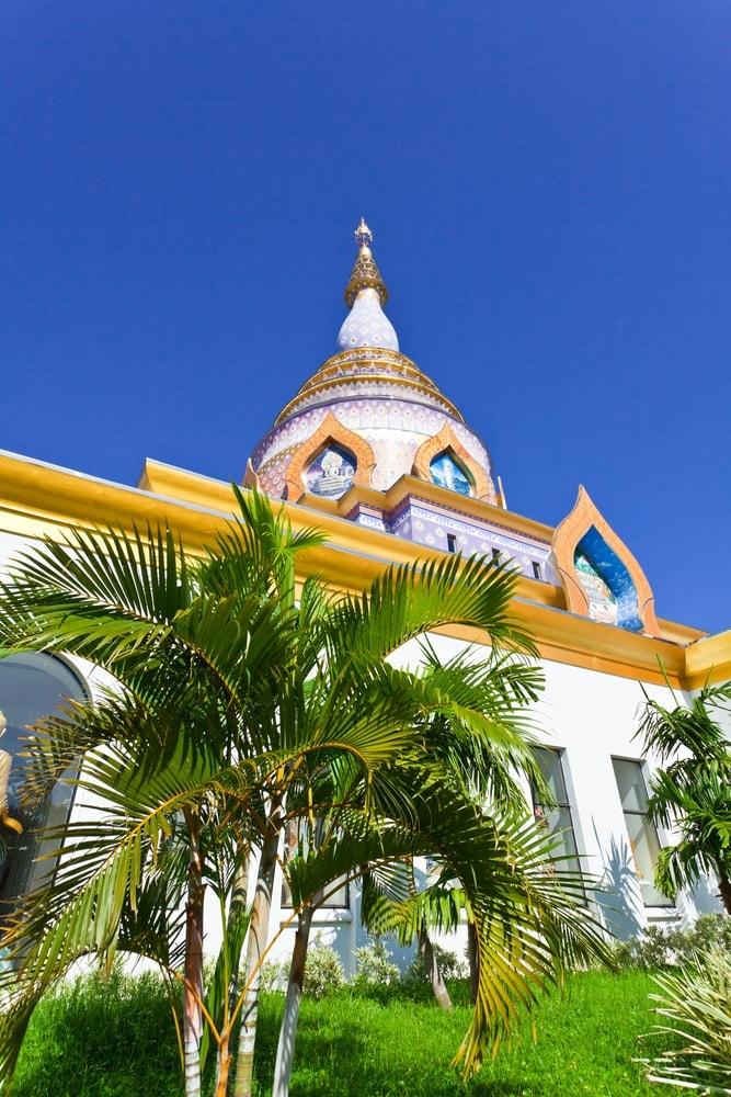 Wat Chedi Kaew Thaton, Chiang Mai.