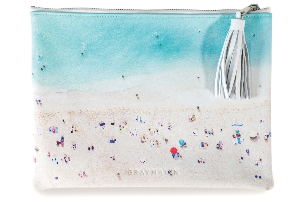 Gray Malin The Hawaii Beach Pouch